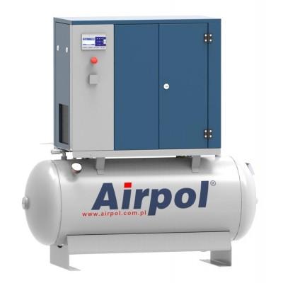 Винтовой компрессор  Airpol K3, 10 бар, 240 л