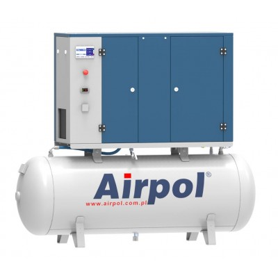 Винтовой компрессор  Airpol KT 4, 10 бар, 240 л