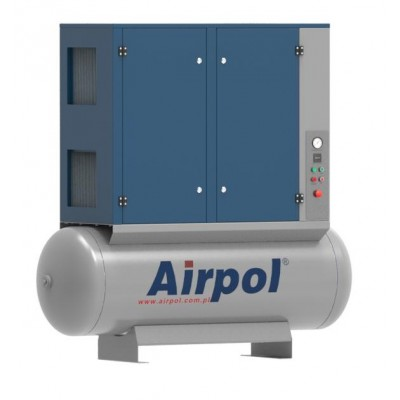 Спиральный безмасляный компрессор Airpol SRK 7, 10 бар, 500 л.