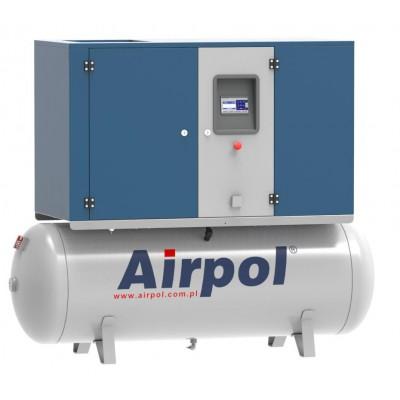 Винтовой компрессор  Airpol KPR15, 8 бар, 500 л