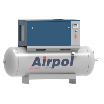 Спиральный безмасляный компрессор Airpol SRK 5, 8 бар, 500 л.