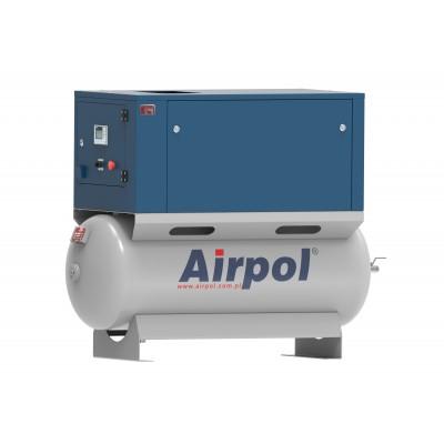 Спиральный безмасляный компрессор Airpol SRK 2, 8 бар, 240 л