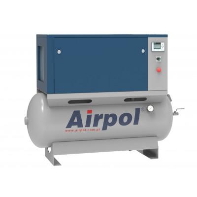 Спиральный безмасляный компрессор Airpol SRK 4, 10 бар, 240 л