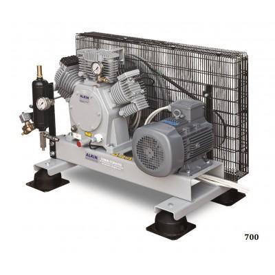 Воздушный компрессор среднего давления Alkin 702 Chassis, 40 бар, 11 кВт