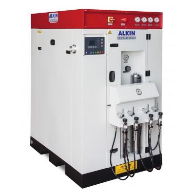 Компрессор высокого давления Alkin W4 CANOPY, 310 бар