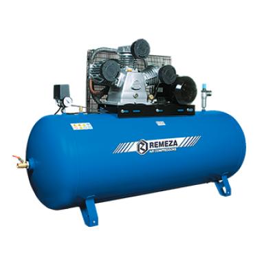 Поршневой компрессор маслосмазываемый REMEZA СБ4/С-270.LB50-5,5