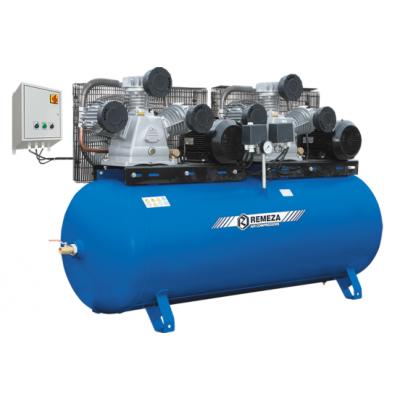 Поршневой компрессор маслосмазываемый REMEZA СБ4/Ф-500.LB75Т