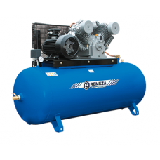 Поршневой компрессор для пескоструя REMEZA СБ4/Ф-500.LT100/16