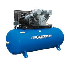 Поршневой компрессор для пескоструя REMEZA СБ4/Ф-500.LT100/16-7,5