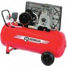 Поршневой компрессор для покраски REMEZA СБ4/С-200.АВ515