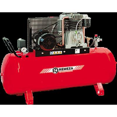 Поршневой компрессор маслосмазываемый REMEZA СБ4/Ф-500.АВ998