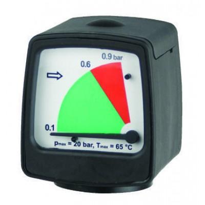 Дифманометр-индикатор MDM40