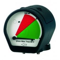Дифманометр-индикатор MDM60 до 16 бар.