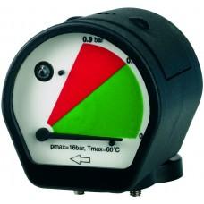 Дифманометр-индикатор MDM60E до 16 бар.