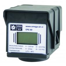Электронный манометр EPG60 до 16 бар.