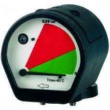 Дифманометр-индикатор VPG60E от 20 до 2000 мбар.