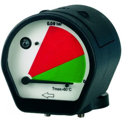Дифманометр-индикатор VPG60E от 20 до 2000 мбар