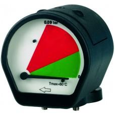 Дифманометр-индикатор VPG60С от 20 до 2000 мбар.