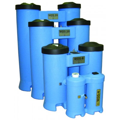 Сепараторы водо-масляные серии WOS-4