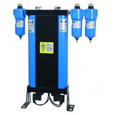 Адсорбционные осушители холодной регенерации A-DRY 6-600 серии 0,1 - 10 м³/мин, 16 бар.