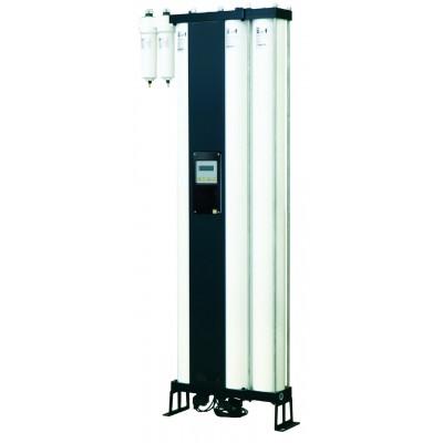 Адсорбционные осушители холодной регенерации A-DRY BI+BM серии 0,1 - 3,3 м³/мин, 16 бар