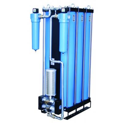 Модульные адсорбционные осушители холодной регенерации X-DRY 300-1050 серии, 5 - 17,5 м³/мин, 16 бар