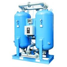 Адсорбционные осушители холодной регенерации F-DRY серии, 20 - 110 м³/мин, 16 бар.