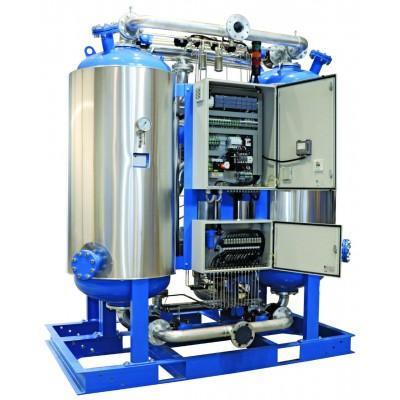 Адсорбционные осушители горячей регенерации R-DRY BVL серии, 6,5 - 330 м³/мин, 11 бар