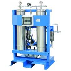 Адсорбционные осушители холодной регенерации HP-DRY серии, 0,8 - 26 м³/мин, 50, 100, 250, 400 бар.