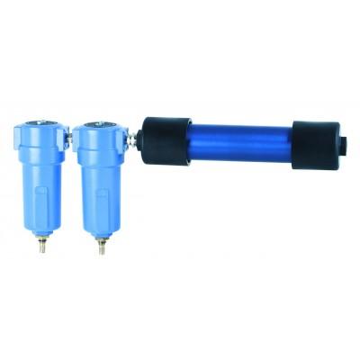 Мембранный осушитель M-DRY серии, 0,05 - 3 м³/мин, 12 бар