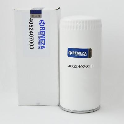 Фильтр масляный для ВК20, ВК25, ВК30, ВК40Е, ВК50Е, ВК60Е и ВК75Е код 4052407003.