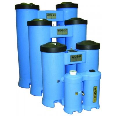 Сепараторы водо-масляные серии WOS-8