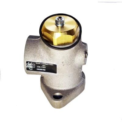 """Клапан минимального давления G25F 1"""" для ВК15Е, ВК20Е, ВК20, ВК20Т, ВК25 и ВК30 код 4261100302"""