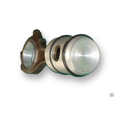 Поршень низкого давления в сборе с шатуном D.105 для АВ858, код 4080870000.