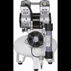 Поршневой компрессор с ресивером на 25 литров REMEZA СБ4-24.OLD10СКМ