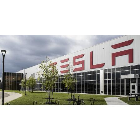Tesla выбирает энергосберегающее решение.